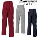 BridgestoneGolf ブリヂストンゴルフ TOUR B 秋冬ウエア 2タックパンツ KGM93K 【あす楽対応】
