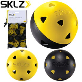 【【最大3300円OFFクーポン】】SKLZ(スキルズ)日本正規品 IMPACT GOLF BALLS (インパクトゴルフボール) 「027634」 「ゴルフ練習用品」【あす楽対応】