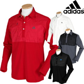 adidas Golf アディダスゴルフ 秋冬ウエア コンビネーション長袖シャツ CCS52 【あす楽対応】