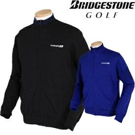 BridgestoneGolf ブリヂストンゴルフ TOUR B 秋冬ウエア 長袖前開きセーター 6GKT1B 【あす楽対応】