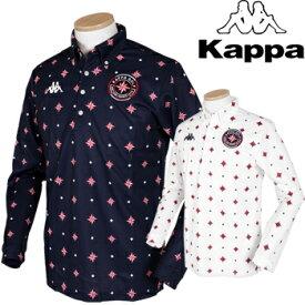 KAPPA GOLF カッパゴルフ 秋冬ウエア 長袖シャツ KG852LS49 【あす楽対応】