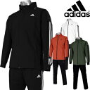 アディダス(adidas) スポーツトレーニングウェア M adidas 24/7 ウォームアップフーディー&パンツ 上下セット FKK27/F…