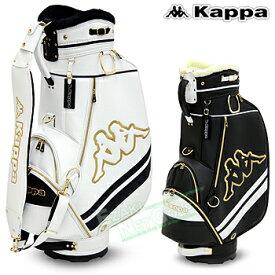 【【最大2900円OFFクーポン】】KAPPA GOLF カッパゴルフ日本正規品 キャディバッグ 2018モデル 「KC858BA01」【あす楽対応】