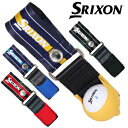 ダンロップ日本正規品 SRIXON(スリクソン) ゴルフ ボールホルダー 2018モデル 「GGF-B2017」【あす楽対応】