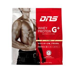 【【最大2900円OFFクーポン】】DNSWhey Protein G+(ホエイプロテインジープラス)バニラ風味1kg(1食/33g約30回分)BASE LEVEL-2 アドバンス