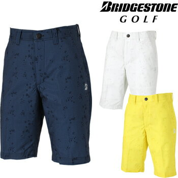 BridgestoneGolf ブリヂストンゴルフウエア 春夏ウエア ハーフパンツ 3GD05S 【あす楽対応】