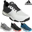 adidas Golf(アディダスゴルフ) 日本正規品 adipower 4ORGED S (アディパワーフォージドS) スパイクレスゴルフシュー…