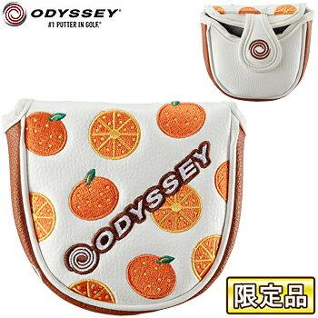 【限定品】 Odyssey(オデッセイ)日本正規品 F Neo Mallet Putter Cover Winter 18JM エフネオマレットパターカバー ウィンター18JM 2018モデル F-Series(エフシリーズ)【あす楽対応】