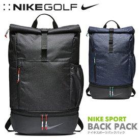 338210ae436d NIKE(ナイキゴルフ)日本正規品 スポーツ ゴルフ バックパック リュックサック 2018モデル