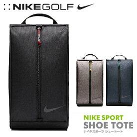 【【最大3000円OFFクーポン】】NIKE(ナイキゴルフ)日本正規品 スポーツ ゴルフ シュートート シューズバッグ2018モデル 「BA5745」【あす楽対応】