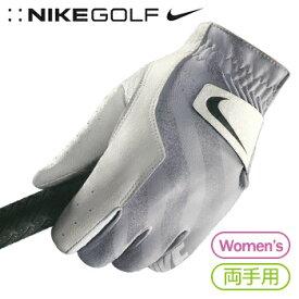 【【最大3300円OFFクーポン】】NIKE(ナイキゴルフ)日本正規品 TECH(テック) 両手用 ゴルフ グローブ 2018モデル レディスモデル 「GG0537」【あす楽対応】