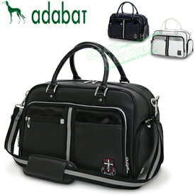 【【最大3300円OFFクーポン】】adabat (アダバット) ボストンバッグ 2019モデル 「ABB401」【あす楽対応】