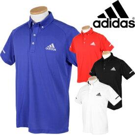 4d76e10a899aa9 adidas Golf アディダスゴルフ 春夏ウエア ボタンダウンシャツ CCO26【あす楽対応】