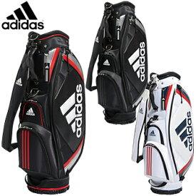 adidas Golf(アディダスゴルフ) 日本正規品 ベーシックキャディバッグ ゴルフキャディバッグ 2019モデル 「XA227」 【あす楽対応】