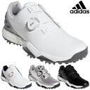 【【最大3000円OFFクーポン】】adidas Golf(アディダスゴルフ) 日本正規品 ADIPOWER 4ORGED BOA (アディパワーフォージドボア) ソフトスパイクゴルフシューズ 201