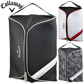 Callaway(キャロウェイ)日本正規品 Sport Shoe Case 19JM (スポーツシューズケース19JM) シューズバッグ 2019新製品【あす楽対応】