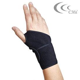 C3fit(シースリーフィット) フォーカスリストサポーター(ユニセックス) 手首用「3F18383」 【あす楽対応】