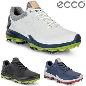 ECCO(エコー)日本正規品 BIOM G3 メンズモデル ソフトスパイクゴルフシューズ 2019モデル 「131804」 【あす楽対応】