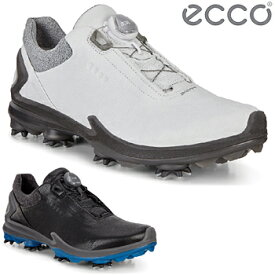 ECCO(エコー)日本正規品 BIOM G3 BOA メンズモデル ソフトスパイクゴルフシューズ 2019モデル 「131814」 【あす楽対応】