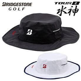 BRIDGESTONE GOLF(ブリヂストンゴルフ) 日本正規品 TOUR B(ツアービー) Suizing (水神) レインハット 2019モデル 「CPG917」 【あす楽対応】