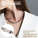 ColanTotte日本正規品 コラントッテ TAO ネックレス スリム RAFFI mini(ラフィ ミニ) 2019モデル男女兼用 磁気ネック…
