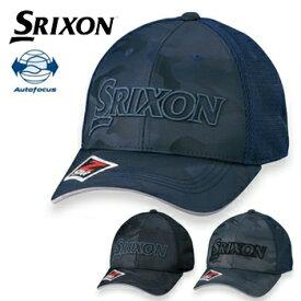 ダンロップ日本正規品 SRIXON(スリクソン) オートフォーカス カモフラージュ柄 メッシュ ゴルフ キャップ 2019新製品 「SMH9138X」【あす楽対応】