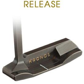 【【最大3777円OFFクーポン】】Kronos GOLF(クロノス ゴルフ)日本正規品 2018RELEASE(リリース)パター 【あす楽対応】