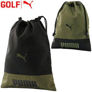 PUMAGOLF(プーマゴルフ) 日本正規品 ゴルフ ベーシックシューズバッグ 「867783」 【あす楽対応】