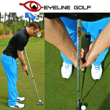 EYELINEGOLF(アイラインゴルフ)PENDULUMPUTTINGROD(ペンデュラムパッティングロッド)ELG−RD12「ゴルフ練習用品」【あす楽対応】