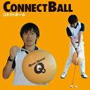 YAMANIGOLF(ヤマニゴルフ)CONNECT BALL(コネクトボール)QMMGNT11(91)「ゴルフ練習器」【あす楽対応】