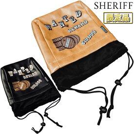 【限定品】 SHERIFF(シェリフ)日本正規品 ウェスタンシリーズ STANDARD アイアンカバー 2020モデル 「SFW-011 HC(IC)」