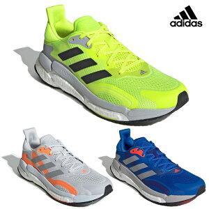 adidas(アディダス)スポーツ日本正規品 Solarboost 3 (ソーラーブースト 3) メンズ ランニングシューズ 【あす楽対応】