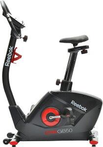 Reebok(リーボック) GB50 エクササイズバイク ブラック トレーニング 自宅 運動 宅トレ ブラック