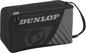 DUNLOP(ダンロップテニス) シューズケース DTC-2038 ブラクグレ-
