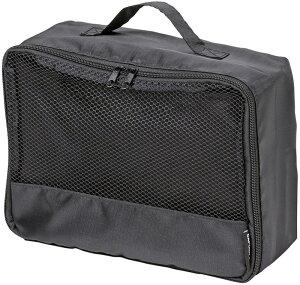 CAPTAIN STAG(キャプテンスタッグ) トラベル ケース S ポーチ 旅行 スーツケース 整理 アウトドア 衣類収納 メッシュ