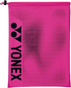 Yonex(ヨネックス) シューズケース ブラック/ピンク