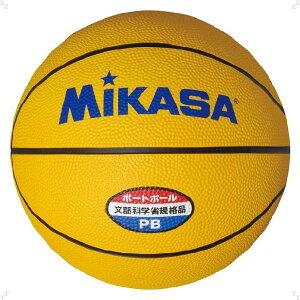 ミカサ(MIKASA) ポートボール試合球(イエロー)