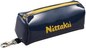 ニッタク(Nittaku) 卓球バッグ・ケース ENA BALL CASE エナボールケース ネイビー