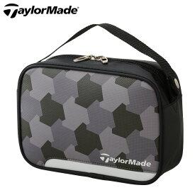 【新色追加】TaylorMade(テーラーメイド)日本正規品 TRUE-LITE POUCH (トゥルーライトポーチ) 2021新製品 「CCN01」 【あす楽対応】