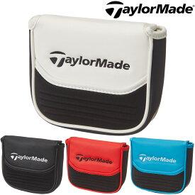 TaylorMade(テーラーメイド)日本正規品 MOLDED PANEL PUTTER COVER MALLET (モールドパネルパターカバーマレット) 2020モデル 「CCN20」 【あす楽対応】