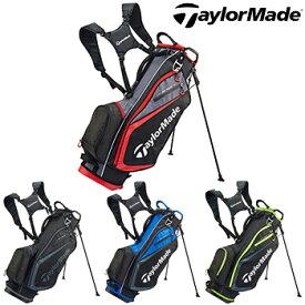 TaylorMade(テーラーメイド) 日本正規品 TMセレクトプラススタンドバック 軽量ゴルフキャディバッグ 2019モデル 「JJJ45」 【あす楽対応】