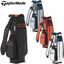 TaylorMade(テーラーメイド)日本正規品 シティテック ゴルフキャディバッグ 2021新製品 「TB649」 【あす楽対応】