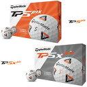 【リッキーファウラー監修】TaylorMade(テーラーメイド)日本正規品 TP5 Pixシリーズ 2020新製品 ゴルフボール1ダース(12個入) 【あす楽対応】