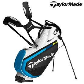TaylorMade(テーラーメイド)日本正規品 グローバルツアー ゴルフスタンドバッグ 2021新製品 「TM21 TourStandUPG (TA879)」 【あす楽対応】