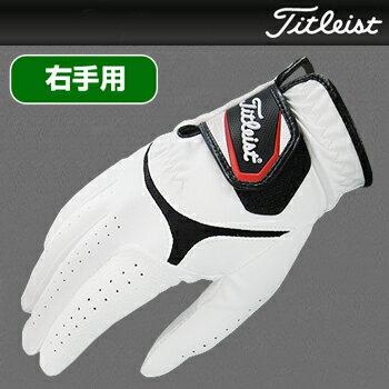 タイトリスト日本正規品スーパーグリップゴルフグローブ「右手用」TG37LH【あす楽対応】