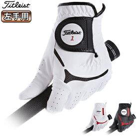 Titleist(タイトリスト)日本正規品 SUPER GRIP(スーパーグリップ) メンズ ゴルフグローブ(左手用) 「TG39」【あす楽対応】