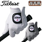 Titleist(タイトリスト)日本正規品 PROFESSIONAL TECH(プロフェッショナルテック) メンズ ゴルフグローブ(左手用) 「TG56」 【あす楽対応】