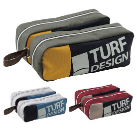 TURF DESIGN(ターフデザイン)日本正規品 シューズケース 2021新製品 「TDSC-2072」