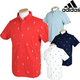 【【最大5620円OFFクーポン】】adidas Golf アディダスゴルフ 春夏ウエア ADICROSS 半袖シャツ FVE45 【あす楽対応】
