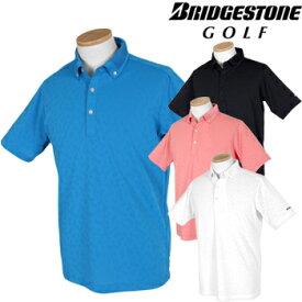 BridgestoneGolf ブリヂストンゴルフ nowartt for TOUR B 春夏ウエア 半袖シャツ 「3GN03A」 【あす楽対応】